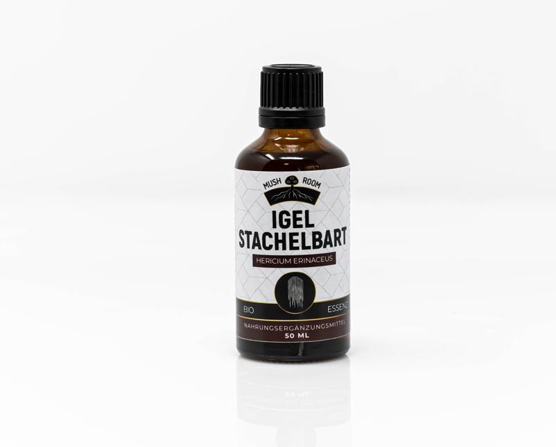 Igelstachelbart (Hericium Erinaceus) Essenz 50ml _ Mush-Room Wien