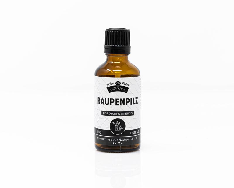 Raupenpilz (Cordyceps Sinensis) Essenz 50ml - Mush-Room Wien