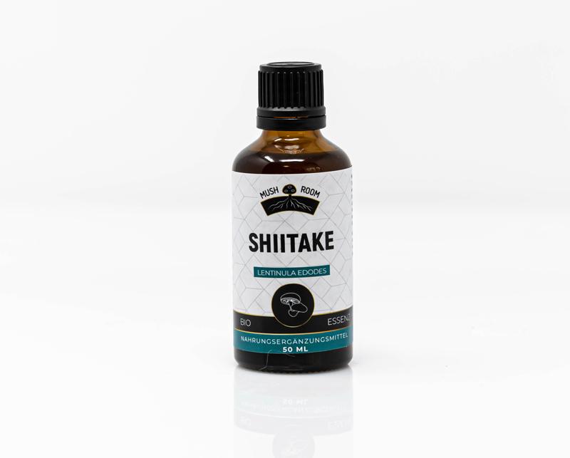 Shiitake (Lentinula Edodes) Essenz 50ml - Mush-Room Wien