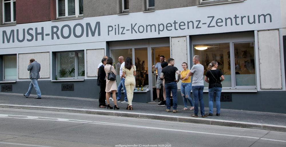 """VITALPILZ-SHOP MYKOTHEKE"""" in Wien"""